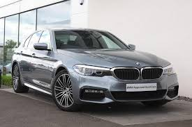 bmw 5 series 530d m sport for sale used 2017 bmw 5 series 530d xdrive m sport saloon for sale in
