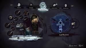 Dishonored Map Game Ui Faceoff Doom Vs Dishonored 2 U2013 Akhil Dakinedi U2013 Medium