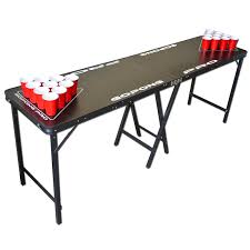 how long is a beer pong table gopong pro 8 premium beer pong table for bars reviews wayfair