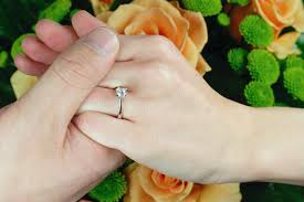 betrothal ring with betrothal ring stock images image 13527324
