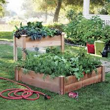 raised garden bed with trellis u2013 cicaki