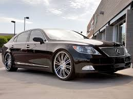 lexus ls 460 images 22 u2033 lexus ls 460 breden forged co3 staggered custom w breden