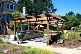 outdoor kitchen roof ideas outdoor kitchen roof marksocial info