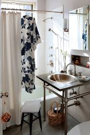 Eclectic Bathroom Ideas Apartment Nyc