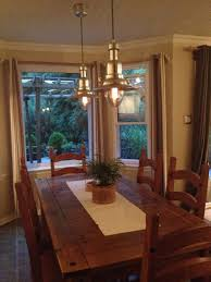 Light Wood Kitchen Table by Terrific Light For Over Kitchen Table From Knotty Alder Wood On