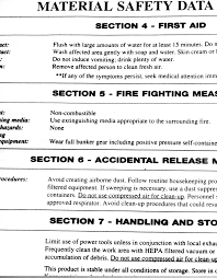 safety data sheet wikiwand