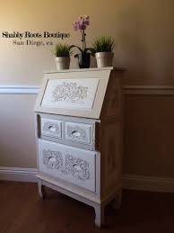 Secretary Desks Small by Ultra Shabby Small Secretary Desk Shabby Roots Boutique