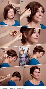 simulateur coupe de cheveux femme coiffure cheveux court femme soirée coiffure en image