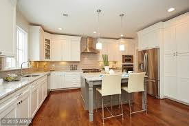 jeffrey kitchen island traditional kitchen with pendant light flush zillow digs zillow