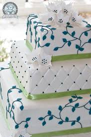 blue wedding cake picmia