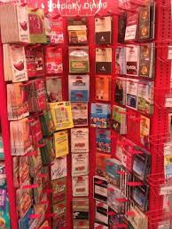 can i use black friday target gift card a list of gift cards available at cvs holidappy