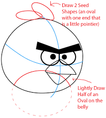 draw angry birdsradix tree tutoring services