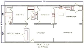 floor plan 3 bedroom joy studio design gallery best design download 40 56 open floor plans chercherousse