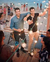 Propertybrothers The Property Brothers Are Taking On Galveston U2014and Each Other