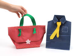 gift wrap bags pen projects spruce up your gift wrapping style using paper bags