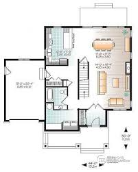 modern 2 house plans house plan w3720 detail from drummondhouseplans com