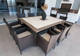 Patio Furniture Seat Cushions by Charming Stone Patio Table And Chairs With Garden Furniture Seat
