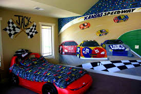 accessories entrancing images about bradys big boy room race car