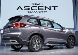 subaru forester 2019 2019 subaru ascent release date price interior changes exterior