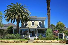 california style houses santa barbara bed and breakfast in santa barbara ca bed and