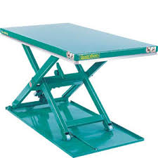 used electric lift table hydraulic lift tables scissors lifts manufactured by lift products