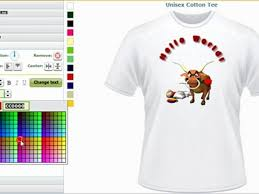 t shirt maker software t shirts design concept