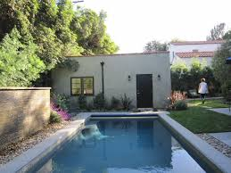 before and after los feliz garden u0027s new plantings pool l a at