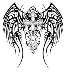 tattoo gallery of tattoo desain in the wolrd wing tattoo design