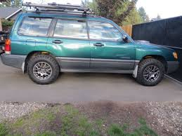rally subaru forester jason meyer u0027s 1999 subaru forester