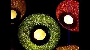 diy how to make festive votives t light holder in 5 minutes