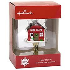 hallmark keepsake ornament new home home kitchen