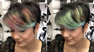 pravana silver hair color pravana s heat changing vivids mood hair colors are coming soon