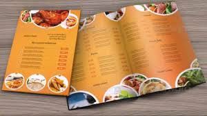 restaurant menu design ideas youtube restaurant menu design ideas
