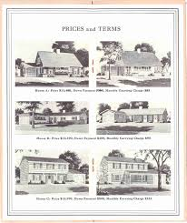 1950s homes levittown nj 1958 levitt homes brochure random memories from my