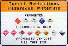 hazardous materials classification table dangerous goods wikipedia