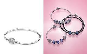 pandora clasp sterling silver bracelet images Pandora silver bracelets bloomingdale 39 s 5,0&a