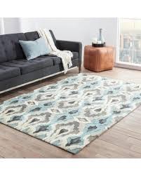 9x12 Area Rugs Amazing Deal On Juniper Home Delphi Handmade Ikat Blue Gray Area