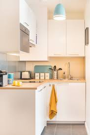 Design For Small Kitchen Extraordinary 7 Small Kitchen Designs Home Array