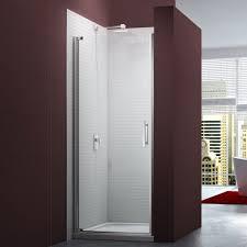 Pivot Shower Door 900mm Merlyn 6 Series Pivot Shower Door 900 M61221