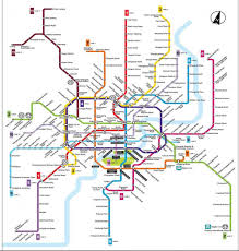 Map Of Shanghai Shanghai Transit Map Map Of Shanghai Transit China