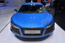 Audi R8 Front - 2015 audi r8 lmx it u0027s got lasers for headlights video the