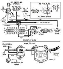 electric fuel pump how to do it right rod pinterest
