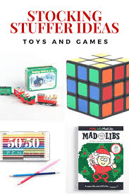 Ideas For Stocking Stuffers The Best Stocking Stuffers A Massive List Of Stocking Stuffer Ideas