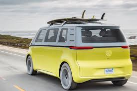 electric volkswagen van people are crazy for the new vw bus here u0027s why