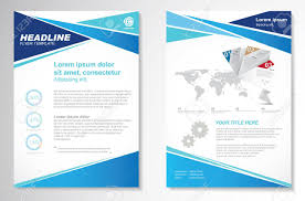 layout template en français vector brochure flyer design layout template size a4 front