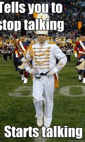 Drum Major Meme - scumbag drummajor memes quickmeme