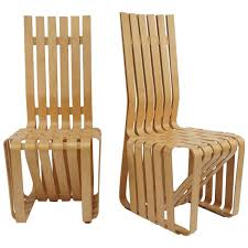 set of 6 frank gehry
