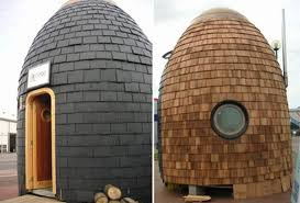 pod houses best eco friendly houses made from recycled tires