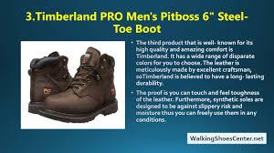 top 10 best steel toe boots for men u0026 women 2017 youtube