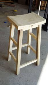 Outdoor Wood Projects Plans by Best 25 Diy Bar Stools Ideas On Pinterest Rustic Bar Stools